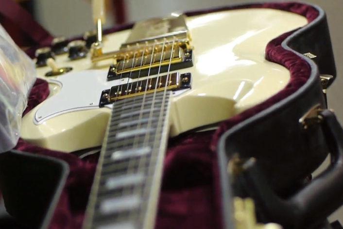 Gebrauchte Gitarre, Oldenburg, Vintage,